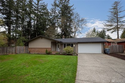 University Place Single Family Home For Sale: 5416 W 96th Ave