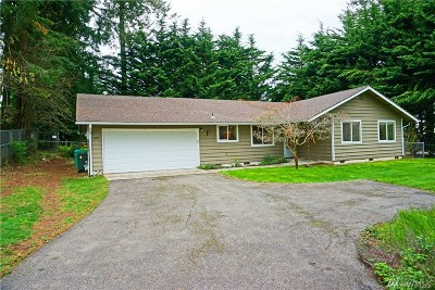 Olympia Single Family Home For Sale: 3637 Henderson Blvd SE