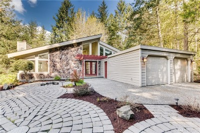 Gig Harbor Single Family Home For Sale: 4525 Gustafson Dr NW