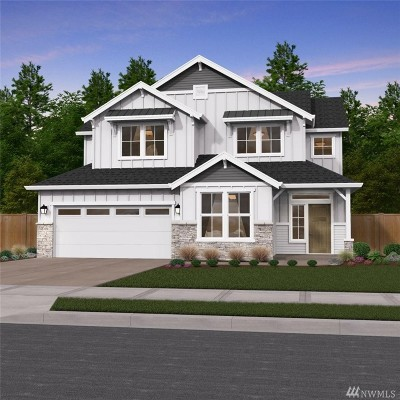 Gig Harbor Single Family Home Contingent: 3715 Fox Ct
