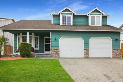 Maple Valley Single Family Home For Sale: 27637 239th Place SE