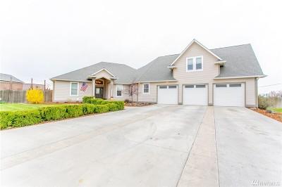 Moses Lake Single Family Home For Sale: 5027 Road K.8 NE
