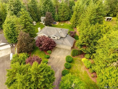 Woodinville Single Family Home For Sale: 17142 217 Place NE