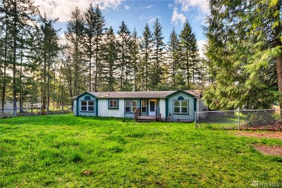 Pierce County Single Family Home For Sale: 2322 State Route 702 E