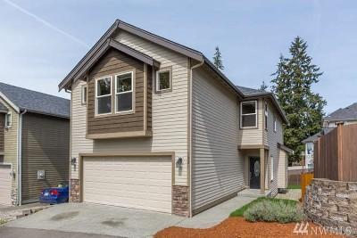 Renton Single Family Home For Sale: 1331 Monroe Ave NE