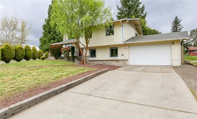 Kent Single Family Home For Sale: 25721 126th Ave SE