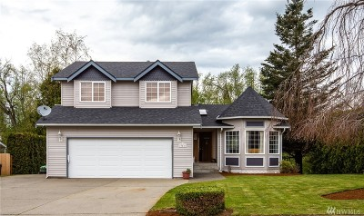 Lynden Single Family Home For Sale: 311 Edgewater Lane