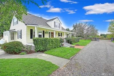 Clinton Single Family Home Sold: 7156 Heggenes Rd