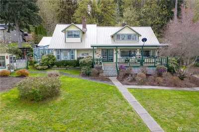 Shelton Single Family Home For Sale: 301 SE Blue Heron Lane