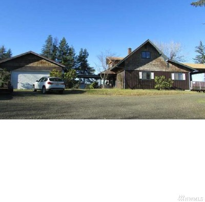 Single Family Home For Sale: 735 Satsop Rd W