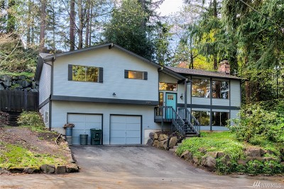 Edmonds Single Family Home For Sale: 23915 102nd Ave W
