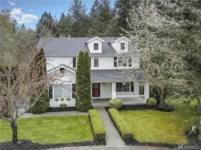 Dupont Single Family Home For Sale: 1100 Harrington Place