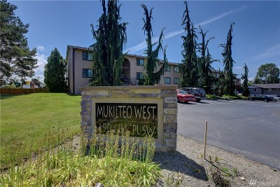 Mukilteo Condo/Townhouse For Sale: 4904 81st Place SW #105