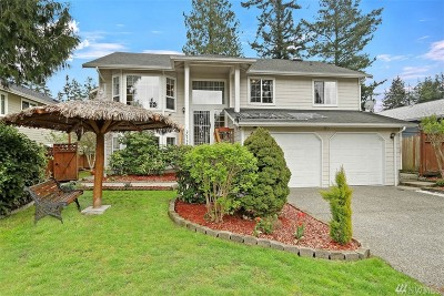 Lynnwood Single Family Home For Sale: 20725 56th Ave W