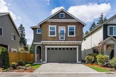 Bothell Single Family Home For Sale: 19632 1st Ave SE