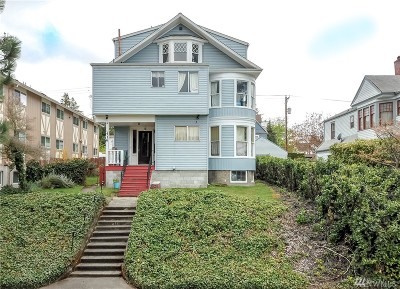 Pierce County Multi Family Home For Sale: 416 N G St