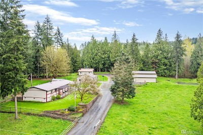 Chehalis Single Family Home For Sale: 2709 State Route 6