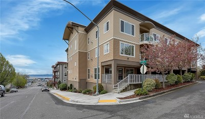 Bellingham Condo/Townhouse For Sale: 1011 Bancroft St #303