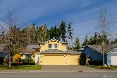 Covington Single Family Home For Sale: 25885 175th Place SE