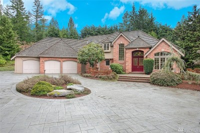 Issaquah Single Family Home For Sale: 24607 SE Old Black Nugget Rd