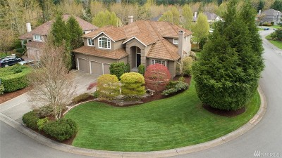Sammamish Single Family Home For Sale: 25841 SE 25th Wy