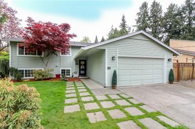Auburn Single Family Home For Sale: 32625 111th Place SE