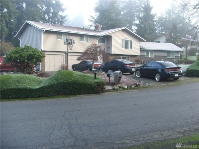 Puyallup Single Family Home For Sale: 5511 81 St E
