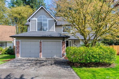 Issaquah Single Family Home For Sale: 4526 186th Ave SE