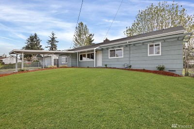 Kent Single Family Home For Sale: 25414 29th Ave S