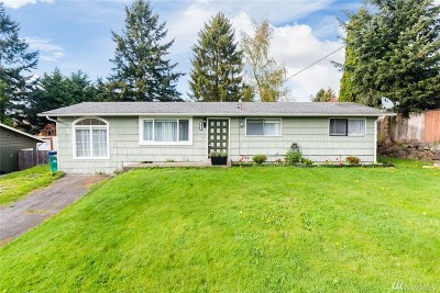 Federal Way Single Family Home For Sale: 2418 SW 328th St.