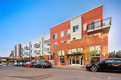 Condo/Townhouse Sold: 424 N 85th St #101