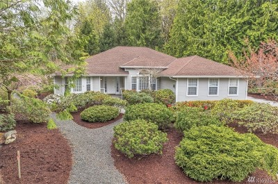 Port Ludlow WA Single Family Home For Sale: $399,900