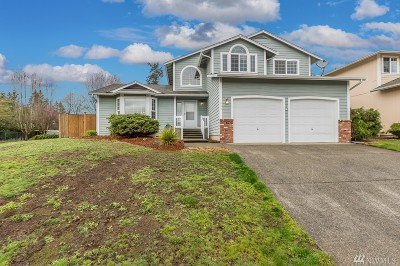 Bonney Lake Single Family Home For Sale: 11550 215th Ave E