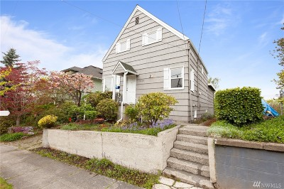 Seattle Single Family Home For Sale: 10134 66th Ave S
