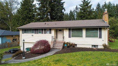 Edmonds Single Family Home For Sale: 19011 Dellwood Drive