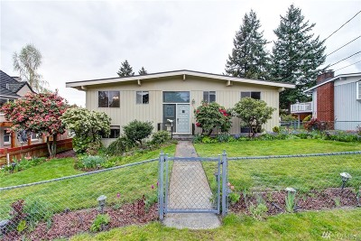 Seattle Single Family Home For Sale: 3515 SW 108th St