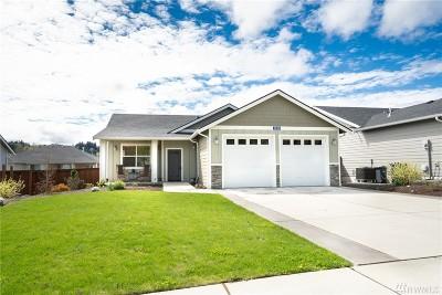 Mount Vernon Single Family Home For Sale: 3828 McLaughlin Rd