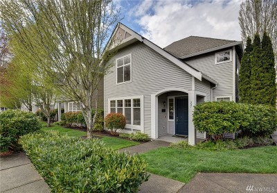 Sammamish Condo/Townhouse For Sale: 357 227th Lane NE
