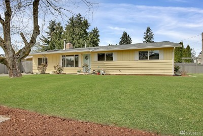 Sumner Single Family Home For Sale: 14725 75th St Ct E
