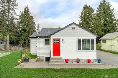 Burien Single Family Home For Sale: 824 S 120th St