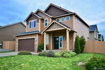 Yelm Single Family Home Pending: 10042 Jensen Dr SE