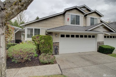 Issaquah Single Family Home For Sale: 120 Newport Wy NW #8