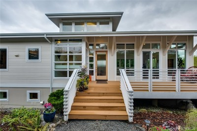 Port Ludlow Single Family Home Contingent: 90 Wheeler Lane