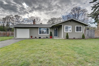 Tacoma Single Family Home For Sale: 6936 S Monroe St