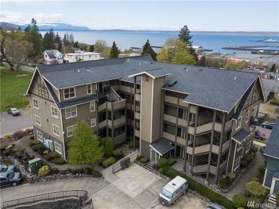 Bellingham Condo/Townhouse For Sale: 1000 High St #201
