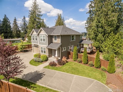 Bonney Lake Single Family Home Contingent: 20713 61st St E