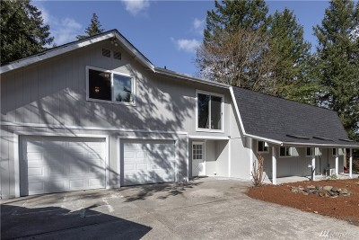 Yelm Single Family Home Pending Inspection: 18411 Britchin St SE