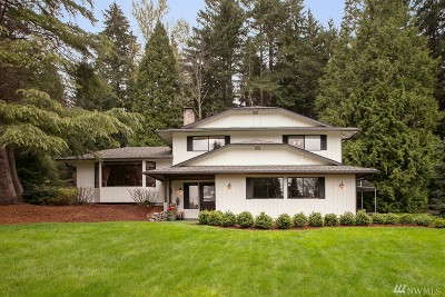 Woodinville Single Family Home For Sale: 21403 73rd Dr SE