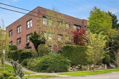 Seattle Condo/Townhouse For Sale: 2634 Franklin Ave E #301