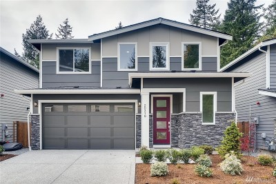 Shoreline Single Family Home For Sale: 20319 8th Ave NW #6